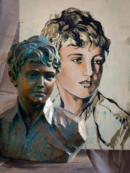 Db Bronze Boy From Blog