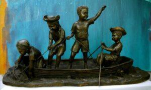 Db Bronze Treasure Hunters From Blog