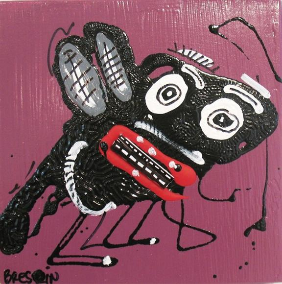Bug 8 20X20Cm 220 From Blog