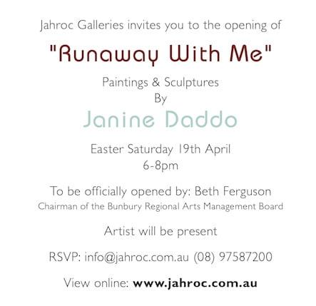 Janine Daddo Invite 3 Cropped
