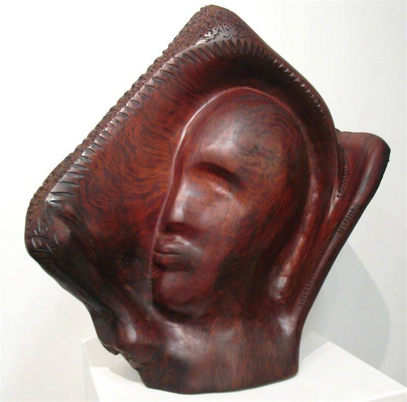 Saul Atkinson Sculpture