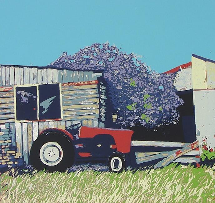 Caroline Juniper Red Tractor