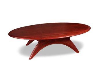 Frith Jarrah Coffee Table Fine Art