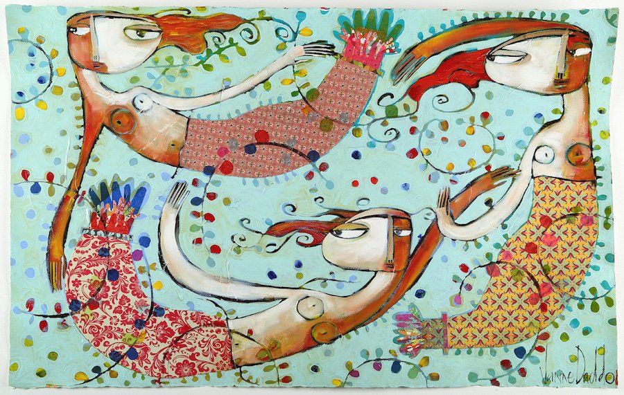 Gifts From The Sea 75X56
