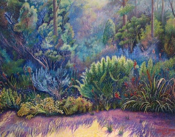 J Garrett Wildflowers On Leeuwin Ridge 900