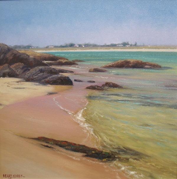 Kerry Nobbs Winy Harbour 30X30 600