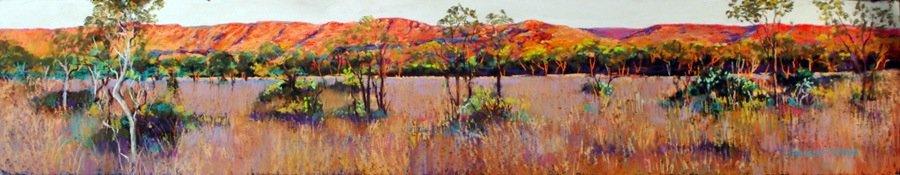 Shirley Fisher   Kimberley Aglow Fine Art