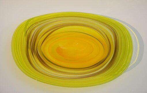 eileen gordon centrifugal platter yellow top