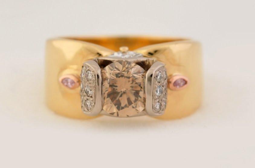 Larry Williamson   Diamond Ring Fine Art