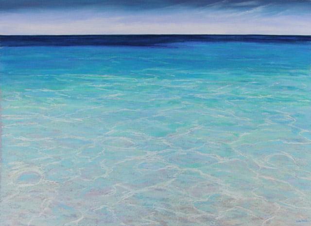 Ann Steer Luminous Pastel Painting