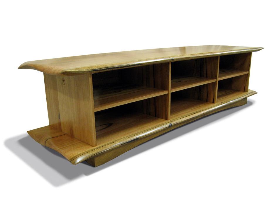 BFG Marri Stereo Unit with open shelves Fine Art