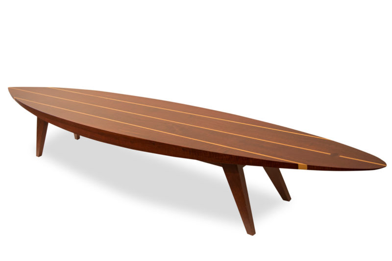 Banks 9ft Gun Coffee Table Fine Furniture Design Fine Art Paintings Jahroc Galleries