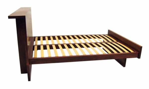 Bed Shinto Queen Size Deep Etched Image 004