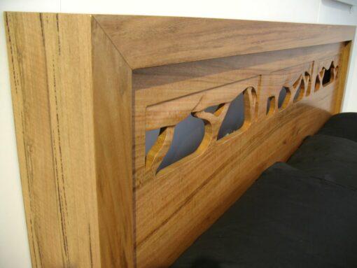 Bedhead Filigree Marri Detail