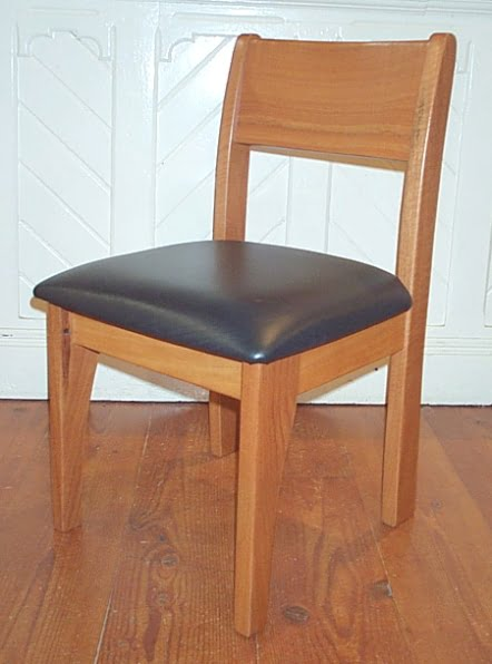 Chair Stockman Marri Rustic