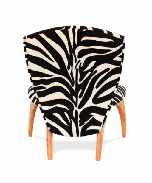 Chair Cray Zebra Back