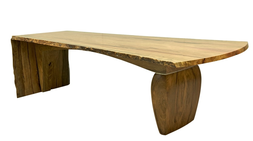 River Flows Marri Dining Table Fine Art