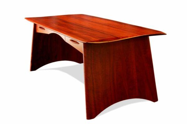 Desk Spock Writing Desk Cropped Jarrah