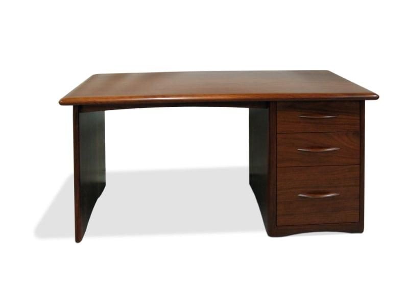Steggall Jarrah Desk Fine Art