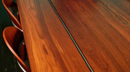 Dry Reef Jarrah Dining Table Detail