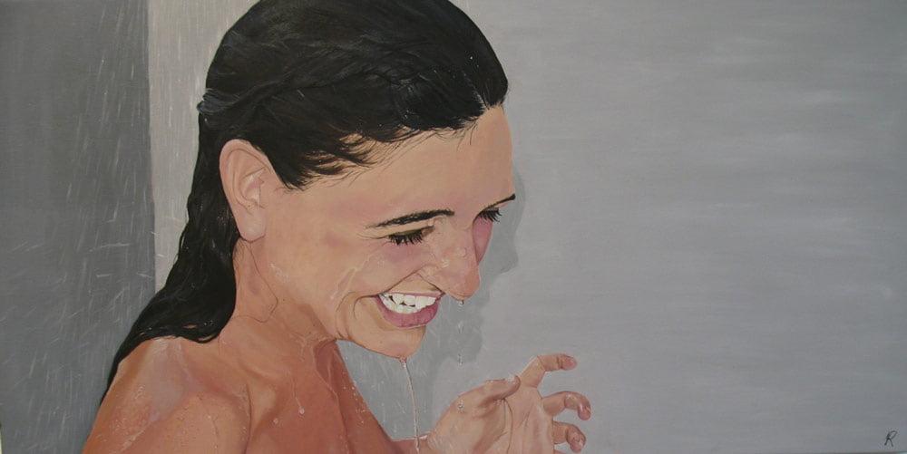 Isabelle Robison Sunburnt Monica 120 x 60 cm 990