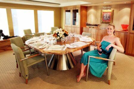 Island Dining Table John Rothwells Boat