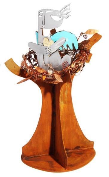 Janine Daddo Nesting Sculpture 3600