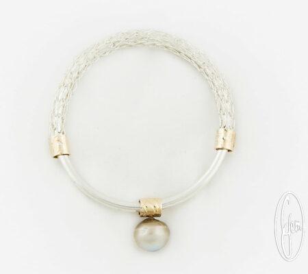 K8 Gemma Baker Jeweller Abrolhos Pearl Bangle