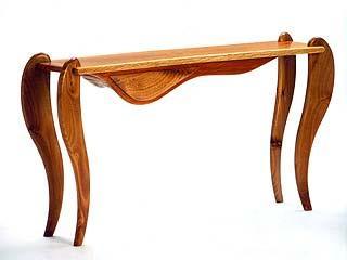 Lara Hall Table Fine Art