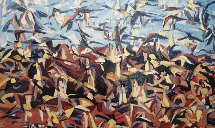 Michael Siegenthaler   Where The Water Is Fine Art