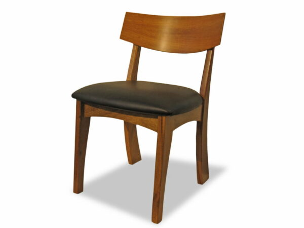 Murchison Dining Chair Large Square Back Front