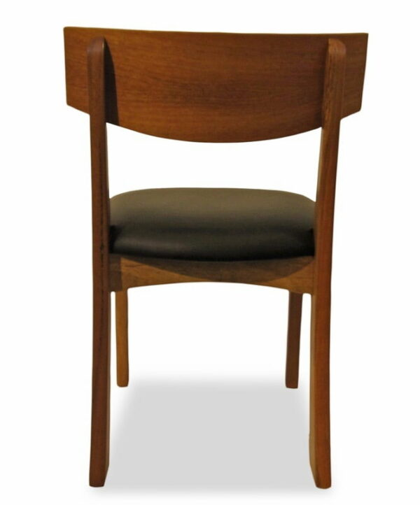 Murchison Dining Chair Large Square Backrest