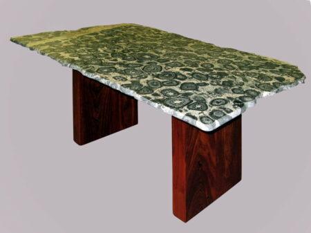 Orbicular Granite Dining Table 1800l X 1000w