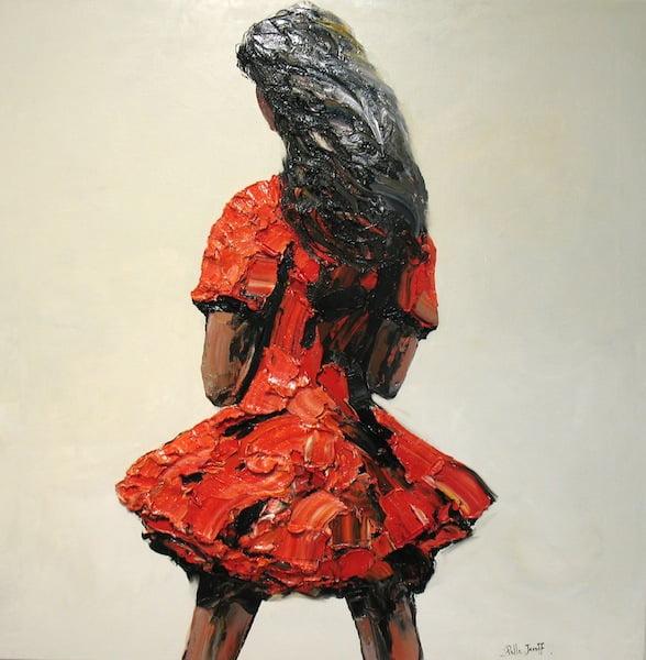 Palla Jeroff Desert Girl 1 14000