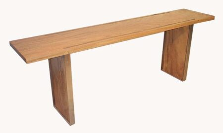Side Table Dry Reef No Drawers Marri