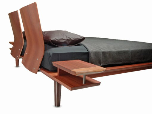 Silhouette Bed Side