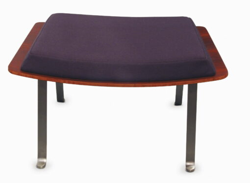 Silhouette Ottoman Front