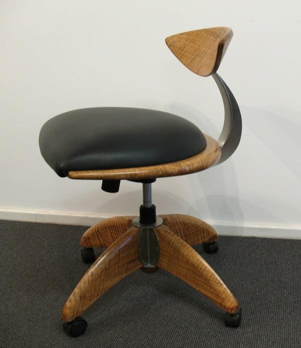 Spock Office Chair Marri Side