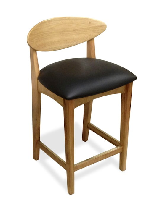 Stool Murchison With Oval Back Marri 4 672 Hill