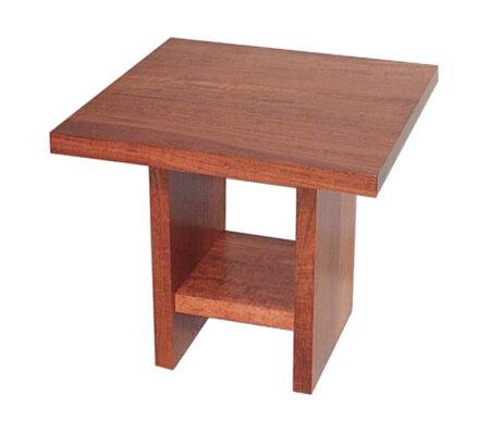 Table Lamp Slab Jarrah Haywood