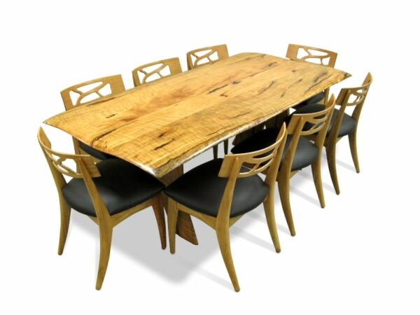 Table Dining Bfg 5 349 With Filigree Chairs Gabriel 0021