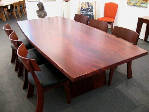 Table Kimberley Dining Karri 2700L X 1230W X 740H With Murchison Square Back