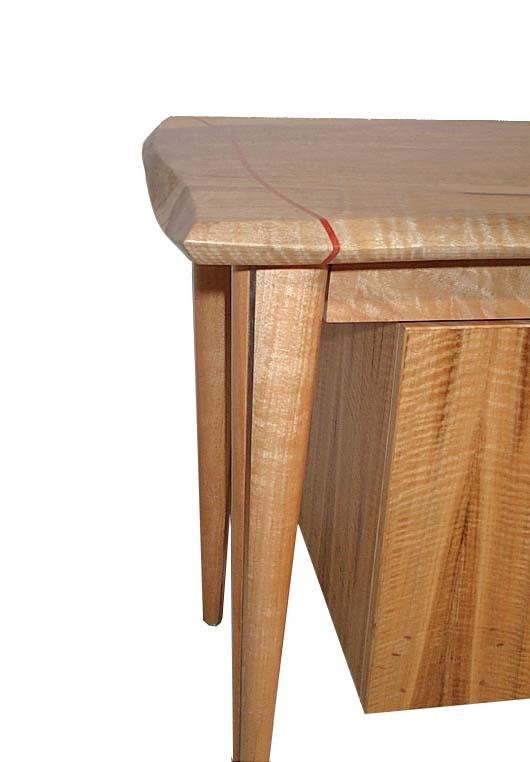 Silhouette Sideboard Marri End Detail End Detail 1
