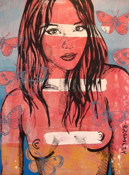 Db123 Pink Orange Nude 90X120Cm From Blog