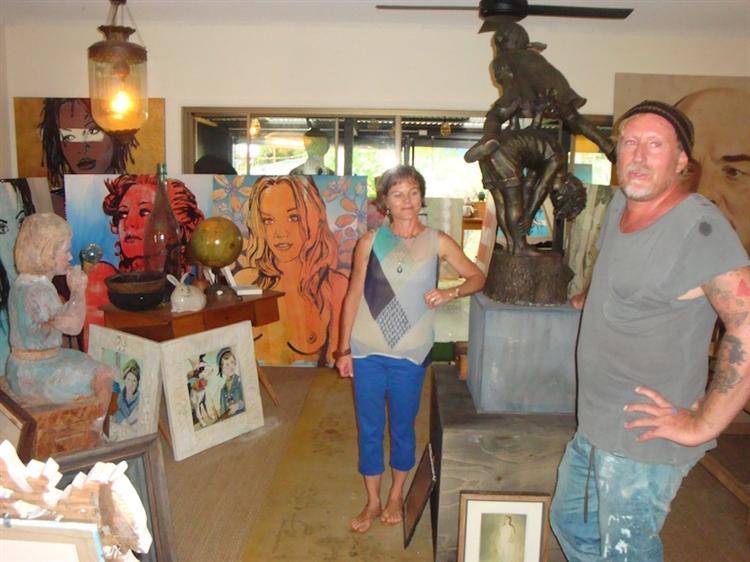 David Bromley Visit 17 From Blog