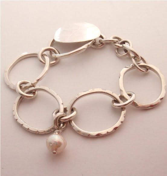 Clouds bracelet
