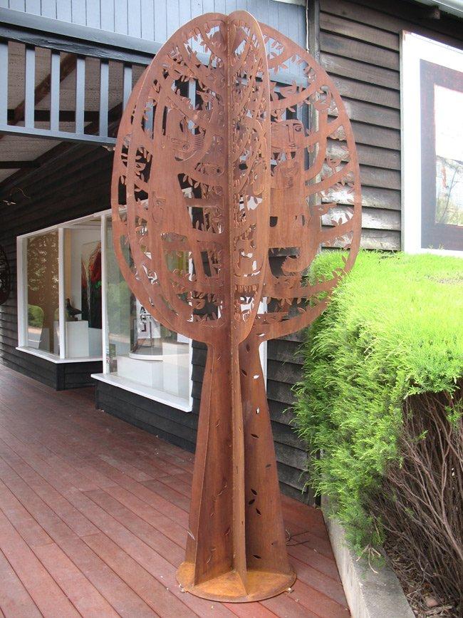 Janine Daddo Tree 1 Margaret River Australia Art Gallery