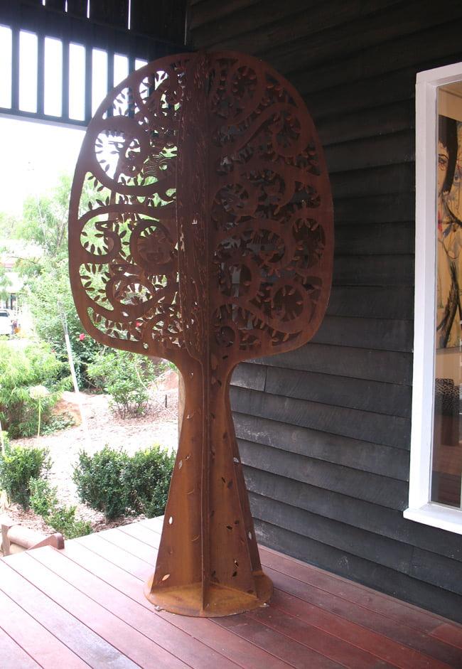 Janine Daddo Tree 2 Margaret River Australia Art Gallery