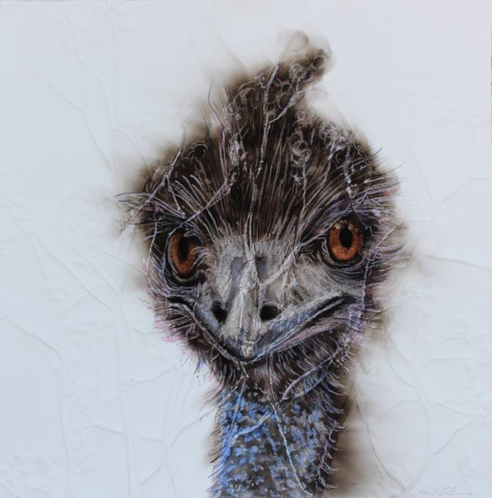 Kay Gibson Emu3 40X40Cm