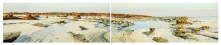 Larry Mitchell Kimberley Coast 2 X Panels 245cmx92cm